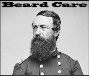 Beard Care - Bearded Civil War Soldier